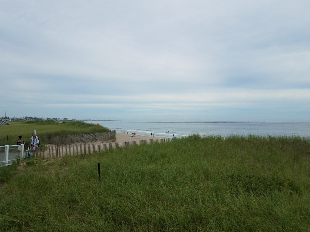 Narragansett Beach.