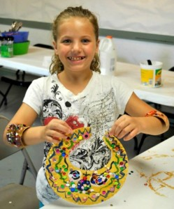 2018 April Art Camp @ Warwick Center for the Arts