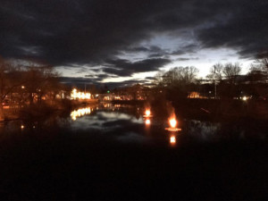 Fourth Annual Wakefield RiverFire @ Downtown Wakefield/Historic Main Street & Saugatucket River