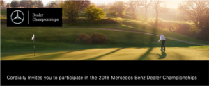 Big Brothers Big Sisters of the Ocean State 2018 Mercedes-Benz Dealer Championships