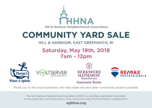 Hill and Harbour Community Yard Sale @ Hill & Harbour Neighborhood