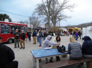 Food Truck Night at Sons of Liberty @ Sons of Liberty Beer & Spirits Co