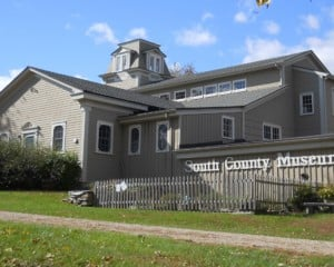 "Gallery Talk: ""Happy Birthday South County Museum"" @ South County Museum"