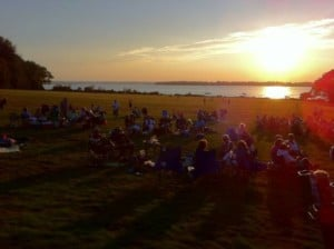 Movie Under the Stars: Willy Wonka and the Chocolate Factory @ Blithewold Mansion, Gardens and Arboretum