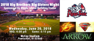 Big Brothers Big Sisters Night at McCoy Stadium @ McCoy Stadium