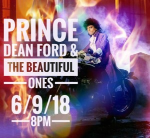 Prince Tribute: Dean Ford and the Beautiful Ones @ Courthouse Center for the Arts