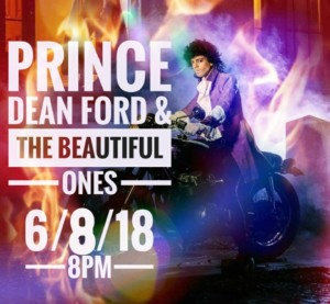 Prince Tribute- Dean Ford and The Beautiful Ones @ Courthouse Center for the Arts