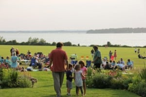 Members' Sunset Picnic @ Blithewold Mansion, Gardens, and Arboretum