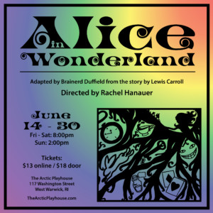 Alice in Wonderland @ The Arctic Playhouse