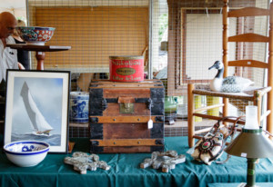 Little Compton Antiques Festival and Auto Show @ Little Compton Historical Society