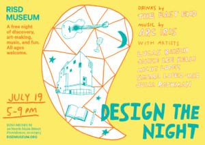 Design the Night @ RISD Museum