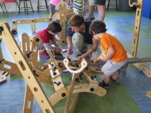 Rigamajig @ Providence Children's Museum
