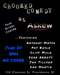 Crooked Comedy @ Askew Providence