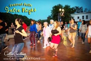 Salsa Night @ City of Central Falls