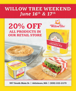 Willow Tree Weekend @ Willow Tree Retail Store