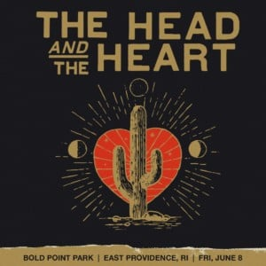 The Head and the Heart @ Bold Point Park