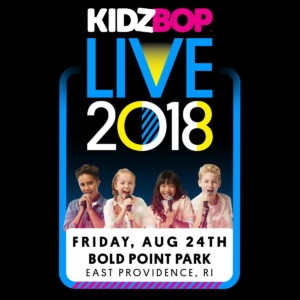 Kidz Bop Live 2018 @ Bold Point Park