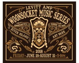 Levitt AMP Woonsocket Music Series @ River Island Art Park