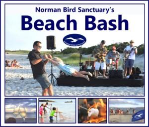 Norman Bird Sanctuary's Beach Bash @ Third Beach