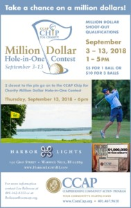CCAP Million Dollar Hole-in-One Shoot-Out @ Harbor Lights