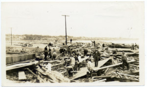 A Perfect Storm: The Collision of Hurricanes, Climate Change and Coastal Population Growth @ Newport Historical Society Resource Center