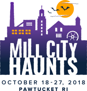 Mill City Haunts @ Old Slater Mill | Pawtucket | Rhode Island | United States
