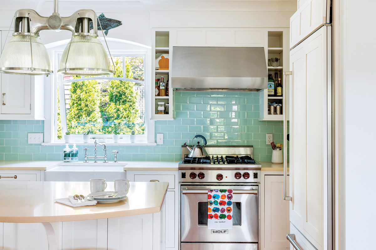 A Drab-to-Fab Cottage Transformation in Jamestown - Rhode Island Monthly