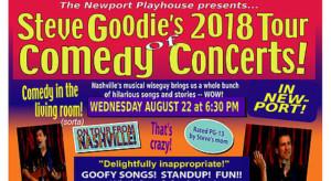 Steve Goodie @ Newport Playhouse and Cabaret Restaurant | Newport | Rhode Island | United States
