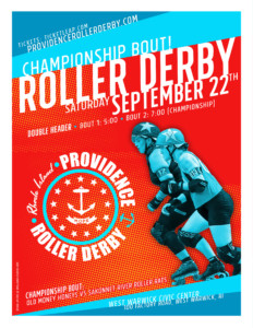 Providence Roller Derby Presents: A Double Header @ West Warwick Civic Center | West Warwick | Rhode Island | United States
