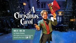 A Christmas Carol @ Trinity Repertory Company | Providence | Rhode Island | United States