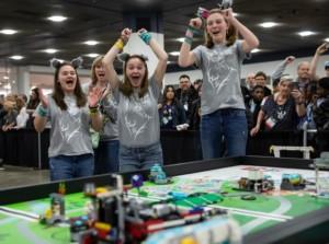 First Lego League Championship @ Roger Williams University Field House | Bristol | Rhode Island | United States