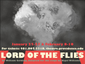 Lord of the Flies @ Providence College - Angell Blackfriars Theatre, Smith Center for the Arts  | Providence | Rhode Island | United States