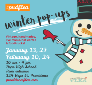Providence Flea Winter Popups @ Hope High School (rear entrance) | Providence | Rhode Island | United States