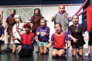 Intro to Musical Theatre Session III @ Stadium Theatre Performing Arts Centre | Woonsocket | Rhode Island | United States