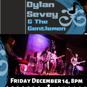 Dylan Sevey and The Gentlemen @ Courthouse Center for the Arts | South Kingstown | Rhode Island | United States
