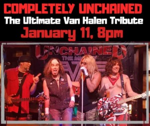 Completely Unchained Van Halen Tribute @ Courthouse Center for the Arts | South Kingstown | Rhode Island | United States