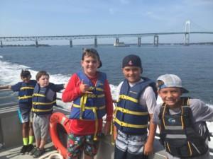 Westerly BayCamp with Save The Bay @ Viking Marina | Westerly | Rhode Island | United States