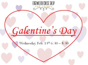 Galentine's Day @ Edgewood Cheese Shop | Cranston | Rhode Island | United States
