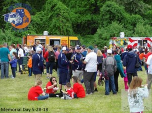 Lincoln Post Parade Food Truck Celebration @ Chase Farm | Lincoln | Rhode Island | United States