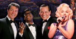 A Toast to the Rat Pack and Marilyn @ Stadium Theatre Performing Arts Centre   Woonsocket   Rhode Island   United States