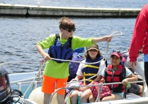 Sailing and Science Camp with Providence Community Boating Center and Save the Bay @ Providence Community Boating Center | Providence | Rhode Island | United States