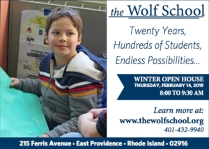 The Wolf School Winter Open House @ The Wolf School | East Providence | Rhode Island | United States