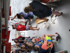 Wickford Shipboard Camp with Save The Bay @ Wilson Park | North Kingstown | Rhode Island | United States