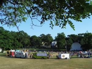 Warren Summer Concert Series and Food Truck Nights @ Burr's Hill Park | Warren | Rhode Island | United States