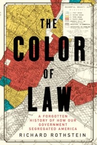 """Richard Rothstein, """"The Color of Law: A Forgotten History of How Our Government Segregated America"""" @ Brown University Campus Center, Petteruti Lounge (Room 201) 