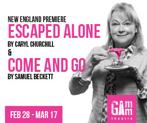 Escaped Alone and Come and Go @ The Gamm Theatre | Warwick | Rhode Island | United States