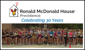 Ronald McDonald House of Providence Women's Classic 5-K @ Brown University Stadium | Providence | Rhode Island | United States