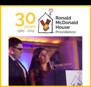 Ronald McDonald House of Providence Thirtieth Anniversary Gala @ Omni Providence Hotel | Providence | Rhode Island | United States
