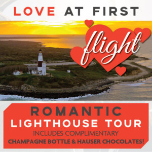 Romantic Lighthouse Helicopter Tour @ HeliBlock Helicopter Adventures | Westerly | Rhode Island | United States