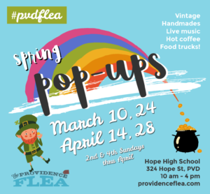 Providence Flea Spring Pop-up Markets @ Hope High School | Providence | Rhode Island | United States